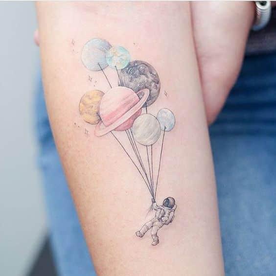 Tatuajes para mujeres de 80 dise os peque os femeninos y - Tattoo disenos a color ...