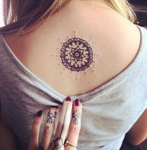 espalda tatuaje