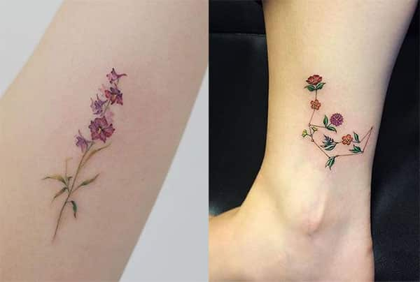 Tatuajes Para Mujeres Disenos Femeninos Elegantes Y Originales