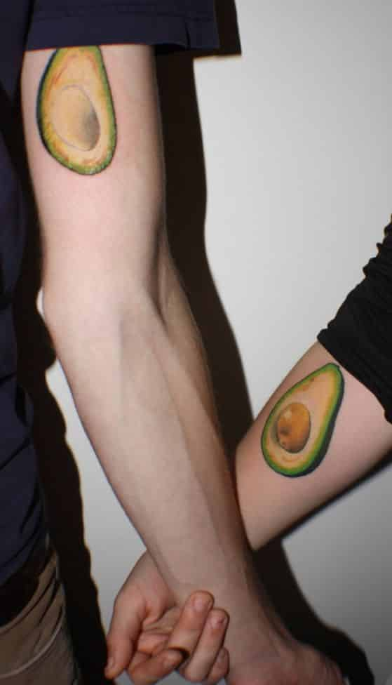 tatuaje extraño parejas