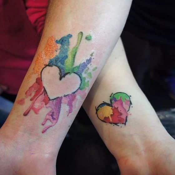 Tatuajes Para Parejas Disenos Y Significados Originales