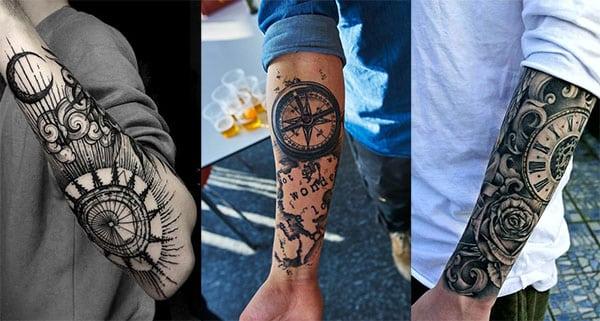antebrazo tatuaje hombre2