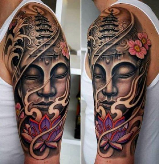 buda tatuajes