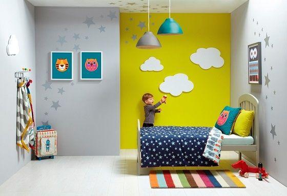 habitaciones para niños pequeños