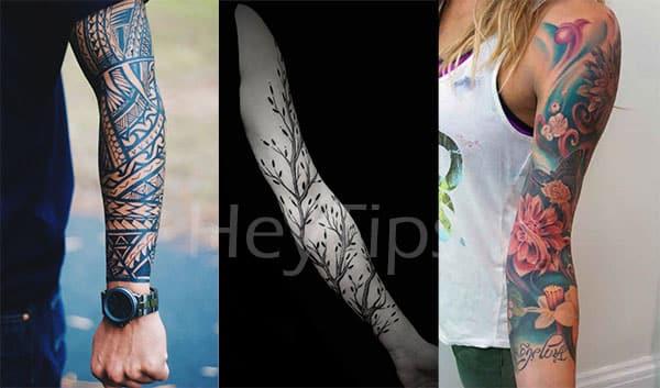 Tatuajes En El Brazo 60 Disenos De Tatuajes Para Mujeres Y Hombres