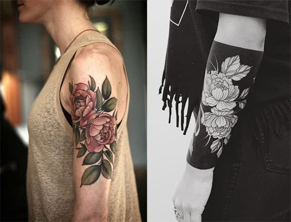 Tatuajes En El Brazo 60 Diseños De Tatuajes Para Mujeres Y Hombres