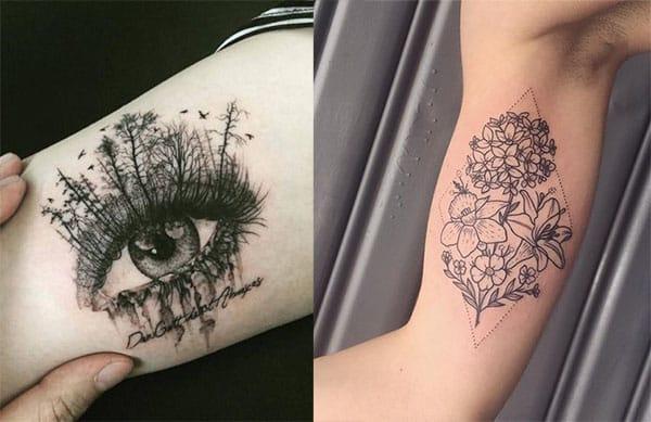 Tatuajes En El Brazo 60 Disenos De Tatuajes Para Mujeres Y Hombres - Tattoos-en-los-brazos
