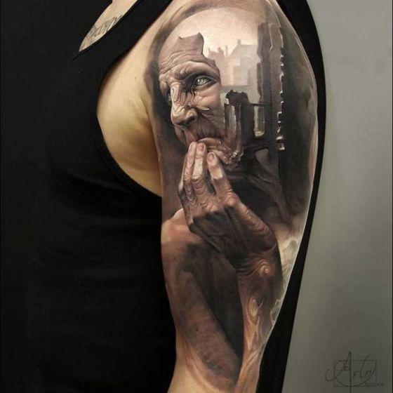 realista tattoo
