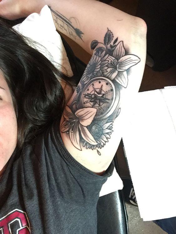 tattoo brazo interno