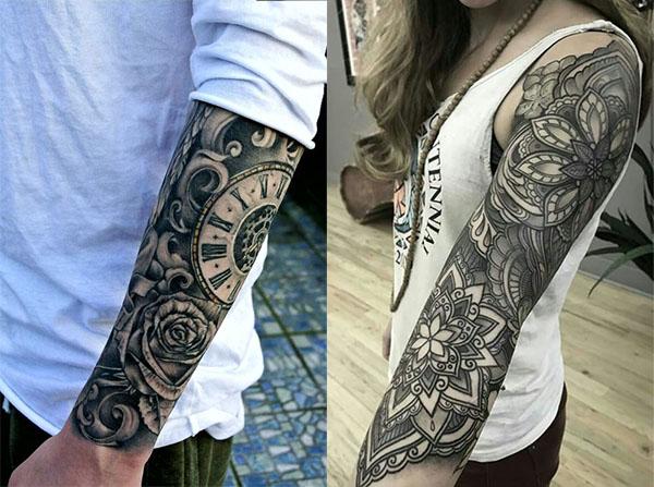 Tatuajes en el brazo 60 diseos de tatuajes para mujeres y hombres