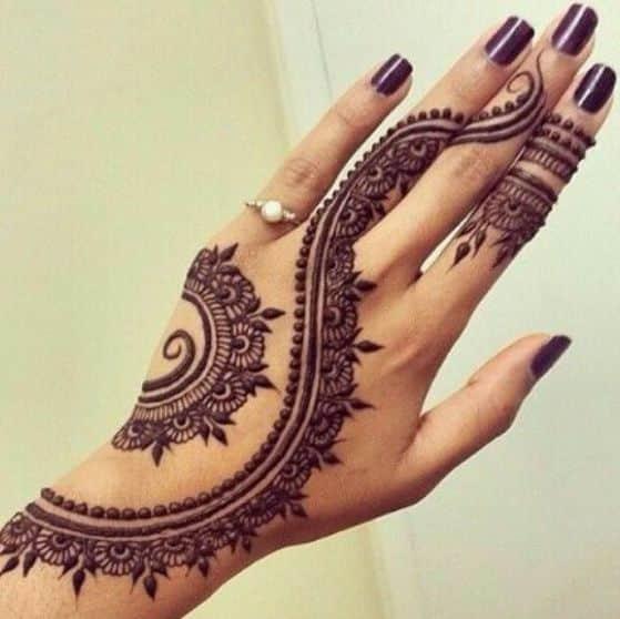 Tatuajes De Henna Diseños Y Diferentes Alternativas De