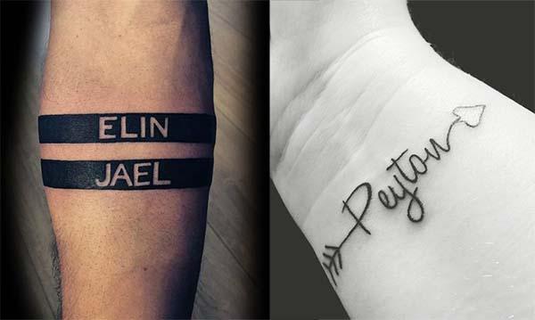 Letras Para Tatuajes Diferentes Diseños Y Estilos De Letras Para Tatuar