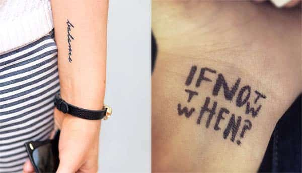 letras para tatuajes