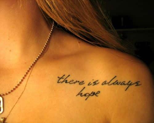 tatuaje en el hombro chicas