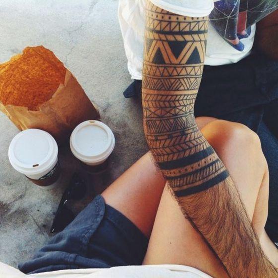 tribal brazo