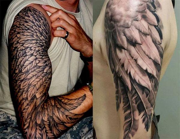 Tatuajes De Plumas Significados Más Importantes Y Diseños Más Populares