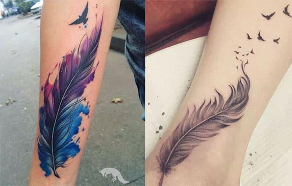 libertad tatuaje pluma2