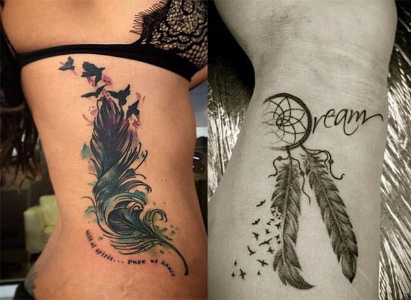 plumas tattoo2