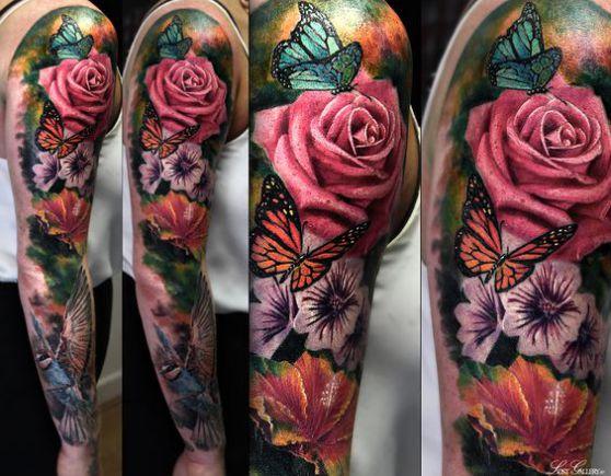 rosa-tattoo-en-el-brazo