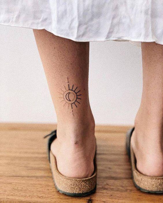 Tatuajes De Luna Y Sol (3)