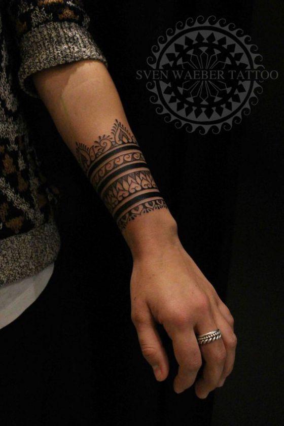 antebrazo mujeres maori