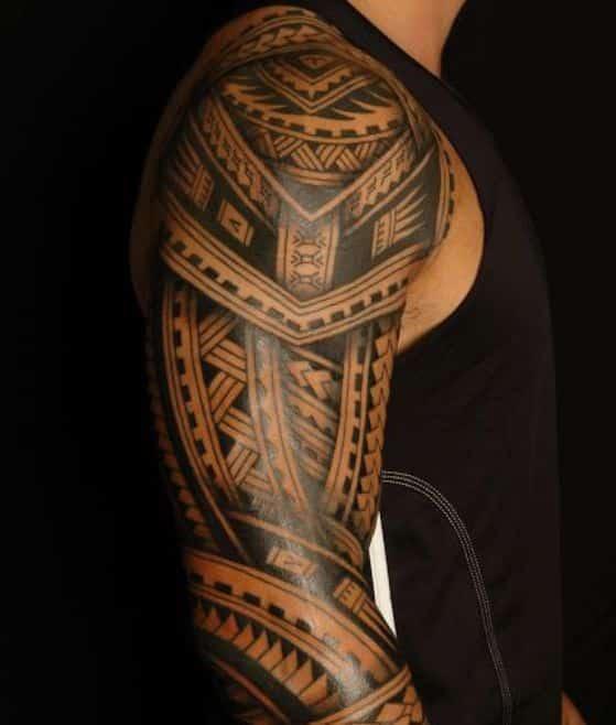 1e532fce1 Tatuajes maories significados y diferentes diseños de este arte