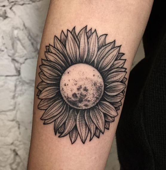 luna llena girasol