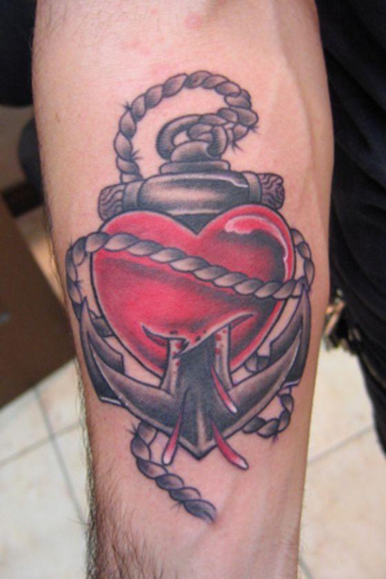 Tatuajes De Corazones Significados Y Dise 241 Os Para Hombres Y Mujeres