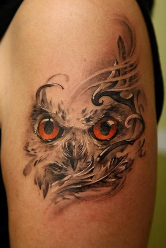 tatuajes de buho (2)