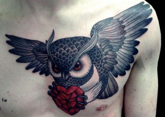 tatuajes de buho (3)