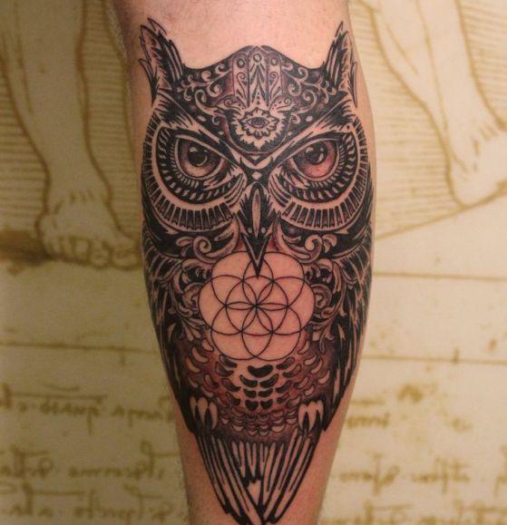 tatuajes de buho (4)