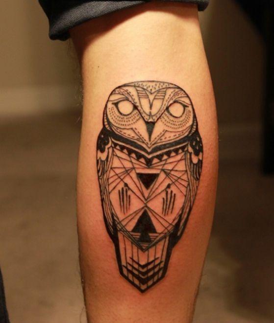 tatuajes de buho (7)