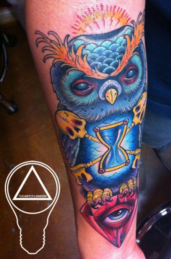 tatuajes de buho (9)