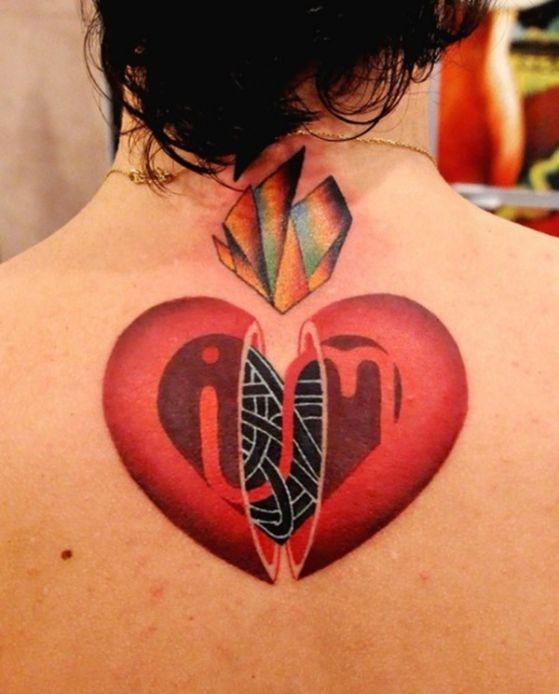 tatuajes-de-corazones