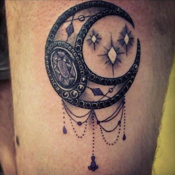 tatuajes de luna (11)