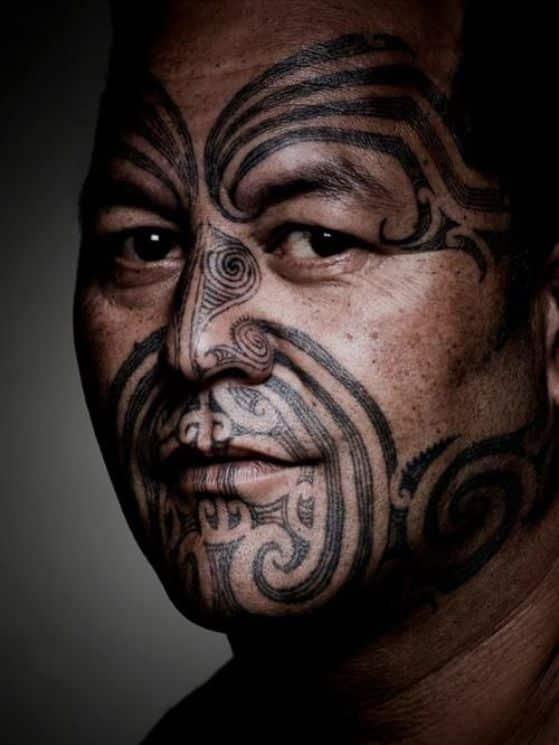 Tatuajes Maori Para Hombres (1)