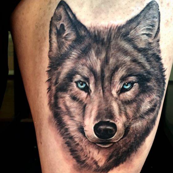 50 Tatuajes De Lobos Disenos Y Significados Para Hombres Y Mujeres
