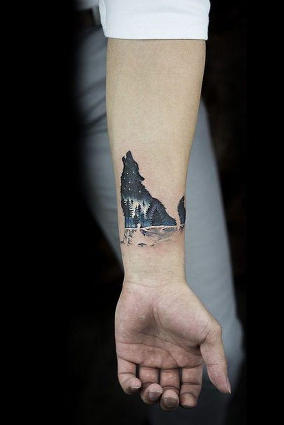 Tatuajes De Lobos (1)