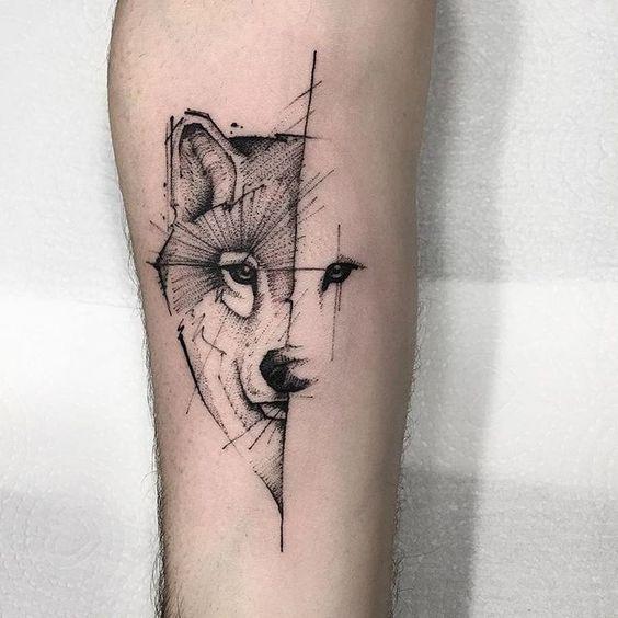 Tatuajes De Lobos (2)
