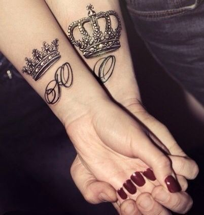 Tatuajes De Coronas Diseños Ideas Significados