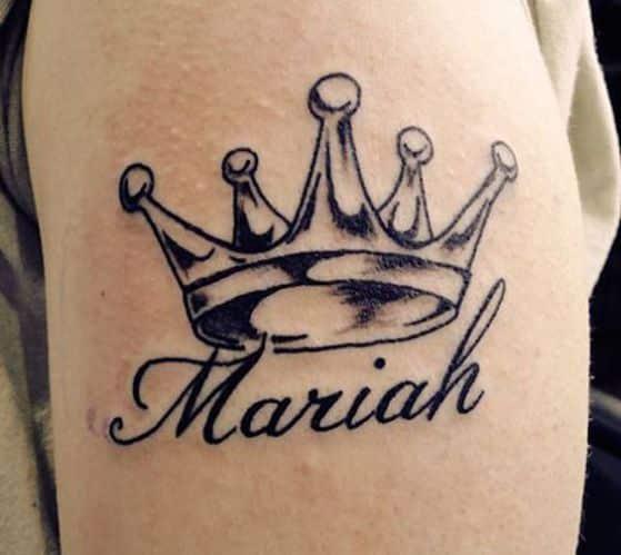 corona para nombre