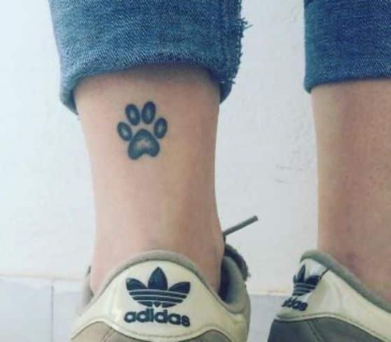 homenaje a tu mascota con tatuaje