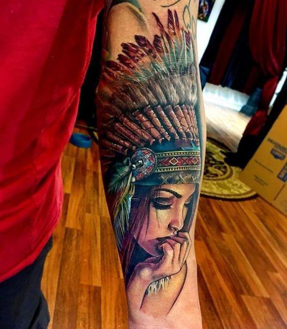 indigena de america