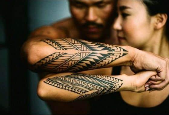parejas y tribales