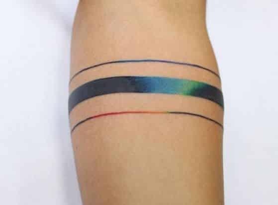 spectro de colores