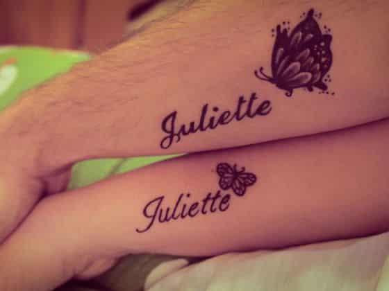 tatuaje de hijos