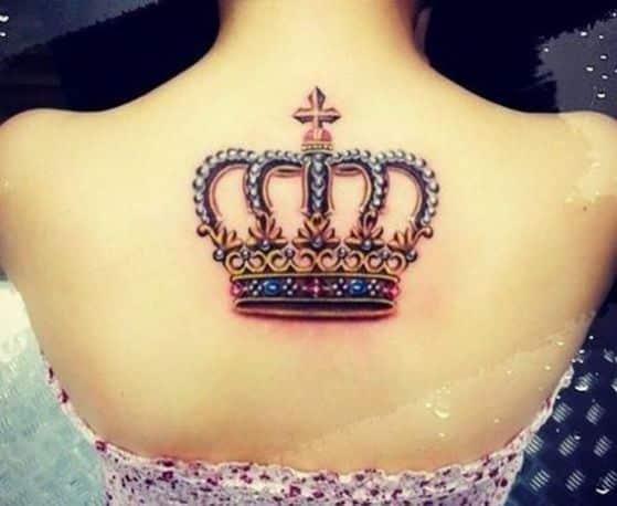 tatuaje en espalda tatuaje