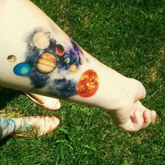 universo tattoo