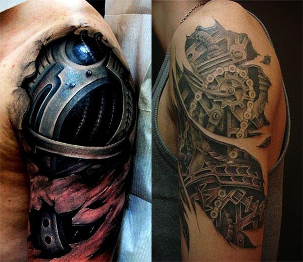 Tatuajes De Robot