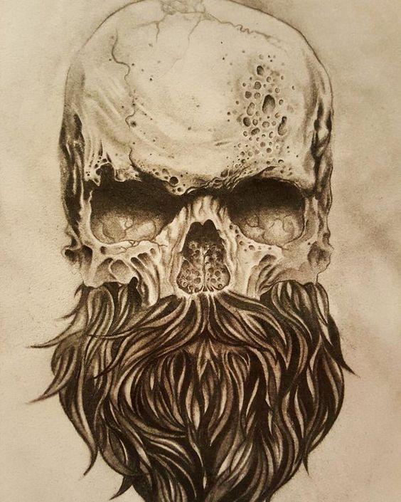 diseño con barba